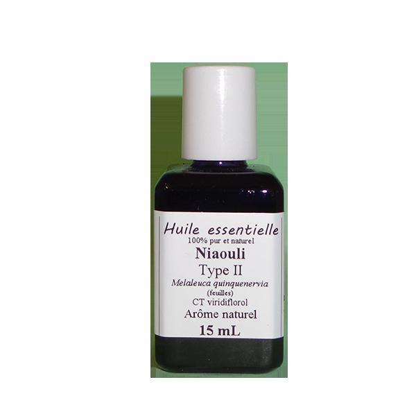 Huiles essentielles 15 ml Niaouli