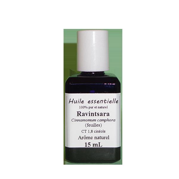 Huiles essentielles 15 ml Ravintsara