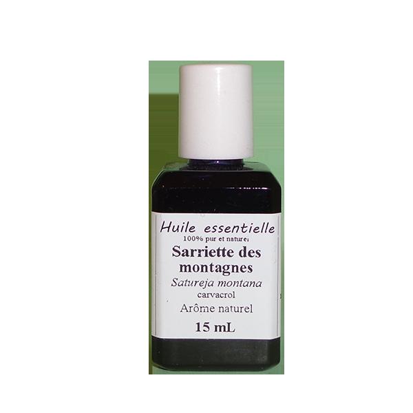 Huiles essentielles 15 ml Sarriette des montagnes