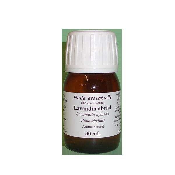 Huiles essentielles 30 ml Lavandin abrial