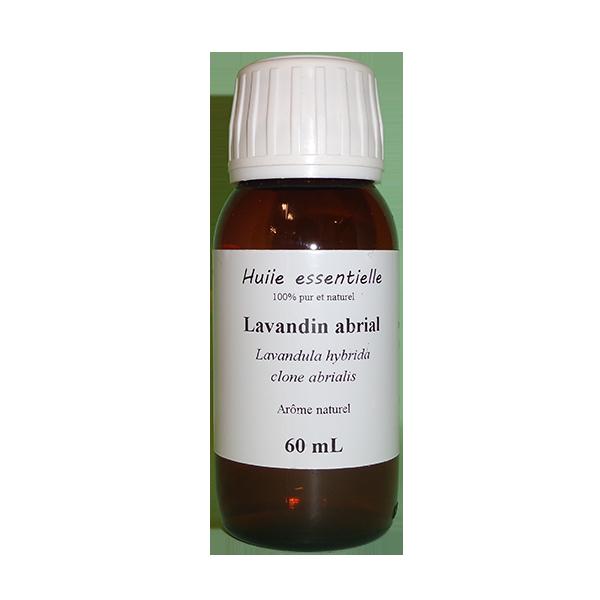 Huiles essentielles 60 ml Lavandin abrial