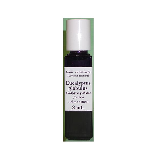 Huiles essentielles 8 ml Eucalyptus globulus
