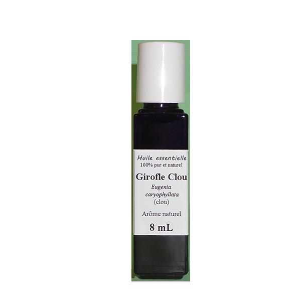 Huiles essentielles 8 ml Girofle clou