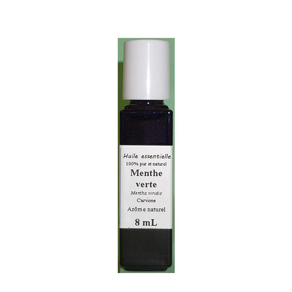 Huiles essentielles 8 ml Menthe verte