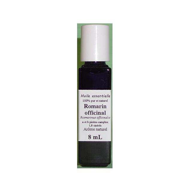 Huiles essentielles 8 ml Romarin officinal
