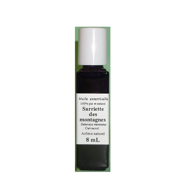 Huiles essentielles 8 ml Sarriette des montagnes