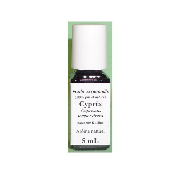 Huiles essentielles Cyprès